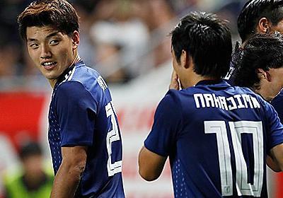 森保ジャパン最高の第一歩を刻んだ。システム、人選、正しい競争原理。 - サッカー日本代表 - Number Web - ナンバー