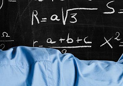 文系の頭を悩ます「これからは数学が大事」論   日経 xTECH(クロステック)