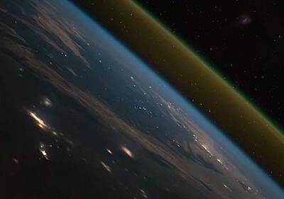 宇宙から見たロケット打ち上げ光景 ISSからの眺望が美しい動画 | sorae 宇宙へのポータルサイト
