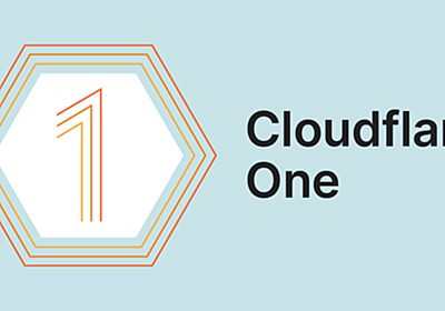Introducing Cloudflare One