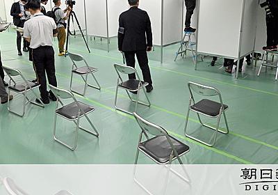 官邸の鶴の一声 自衛隊が大規模接種も「数は稼げない」 [新型コロナウイルス]:朝日新聞デジタル