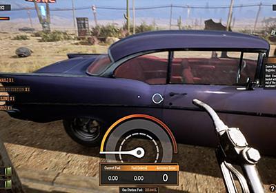 ガソスタ経営シム『Gas Station Simulator』がSteamで人気上昇中。砂漠のど真ん中、廃墟同然のスタンドを一国一城へ変える - AUTOMATON