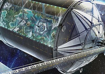 ガンダムに登場した「スペースコロニー」のモデルがジェフ・ベゾス氏の宇宙進出構想のベースになっている - GIGAZINE