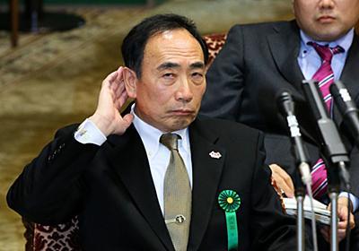 籠池氏「九分九厘ではしご外された」 参院の喚問終了:朝日新聞デジタル