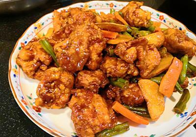 【1食96円】鶏の唐揚げを酢豚風にアレンジする方法 - 50kgダイエットした港区芝浦IT社長ブログ