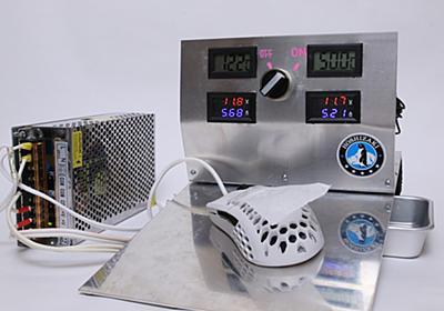 【藤山哲人と愛すべき工具たち】夏本番! ペルチェ素子マウスパッドで南極の涼しさ! ~極上! 冷えマウス&冷えマウスパッド自作で夏を乗り切る - PC Watch