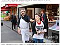 過激なヴィーガン団体が落とす影 &日本もベジタリアン対応へ(#未来世紀ジパング-2-) - ベルギーの密かな愉しみ