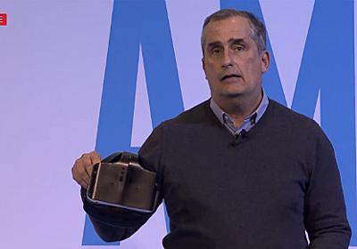 Intel、「Project Alloy」のスタンドアロンMR HMDは第4四半期に出荷と発表 - ITmedia ニュース