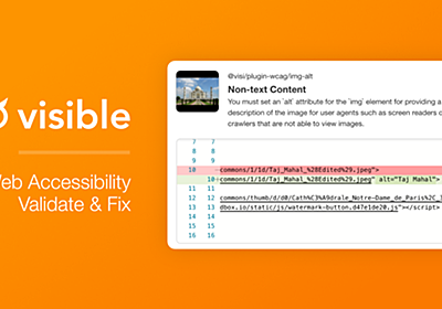 GitHub - visible/visible: 🦉 Accessibility testing framework