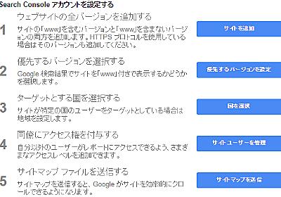 Search Consoleの新規登録手順 Output48
