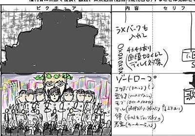 モブサイコⅡOP制作秘話①|Yuzuru Tachikwa|note