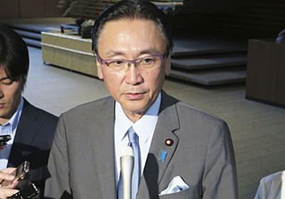 元号発表は新天皇即位後 自民保守系、菅氏に要請 | 共同通信