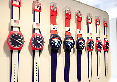 Apple is crushing the Swiss watch industry -- and one brand is particularly vulnerable