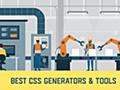 コピペで作れる!おすすめのCSSジェネレーター・ツールまとめ | Web Design Trends