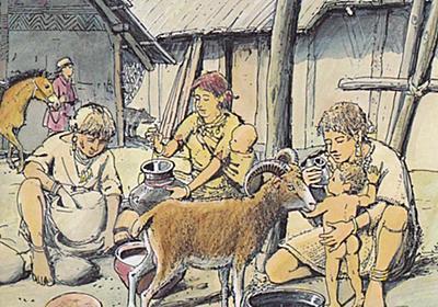 古代の哺乳瓶を発見、動物の乳飲ませ離乳早める? | ナショナルジオグラフィック日本版サイト