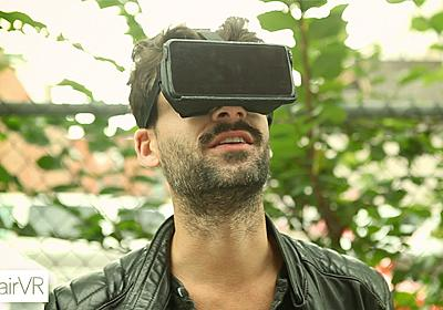iOS端末を仮想現実ゴーグルに変えるキット「AirVR」がKickstarterに登場 - ねとらぼ