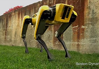 Boston Dynamics、家庭用ロボット「SpotMini」の新モデル動画 - ITmedia NEWS