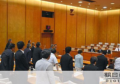投票率「要介護で意思決定できない人外しては」 津市議:朝日新聞デジタル
