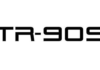 ローランド TR-909のパネルで使用されている文字をフォント化した「TR-909 Font」、無償配布中 - ICON