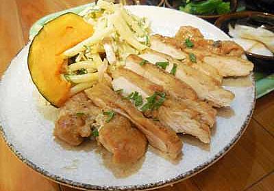 鶏肉のソテー照り焼き風セージの香り - めのキッチンの美味しい生活