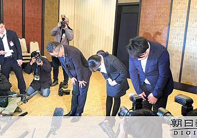 NGT運営幹部、公式の場で初謝罪「秋元康氏から叱責」:朝日新聞デジタル