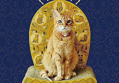 尊みがあふれる...!猫さまがわが家のご本尊になる「光背つめとぎ」が誕生!│フェリシモ猫部