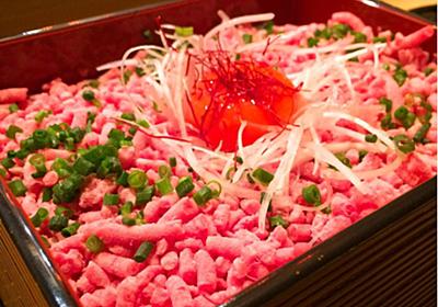飯テロ祭り!東京で一度は食べておきたい「絶品丼」の店12選 - macaroni