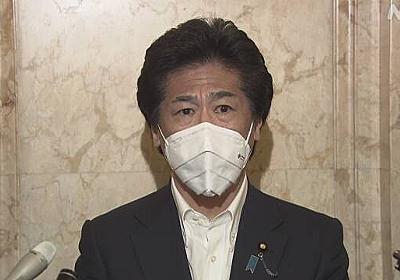 田村厚労相 今月末での緊急事態宣言解除を目指す考え強調 | 新型コロナウイルス | NHKニュース