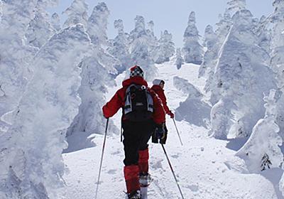 スノーシュー 厳選エリアガイド | スノーシューで雪山を楽しもう! Yamakei Online / 山と渓谷社