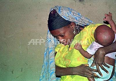 「赤ちゃん製造工場」を摘発、少女32人を保護 ナイジェリア 写真1枚 国際ニュース:AFPBB News