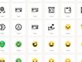 無料で700種類以上の画像アイコンとアイコンフォントをダウンロード可能で商用利用もOKな「IconBros」 - GIGAZINE