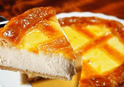 比類ないチーズケーキ体験ができるロシア料理店トロイカの「ベークド・チーズケーキ」は舌触りが別次元 - GIGAZINE