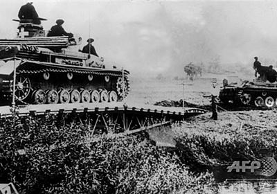ポーランド侵攻から80年、復活するドイツへの戦後賠償要求の動き 写真2枚 国際ニュース:AFPBB News