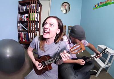ウクレレって癒される。たとえヘビーメタルを弾いていたとしても(笑)【ウクレレの基本・動画あり】 | 一人力(ひとりか)