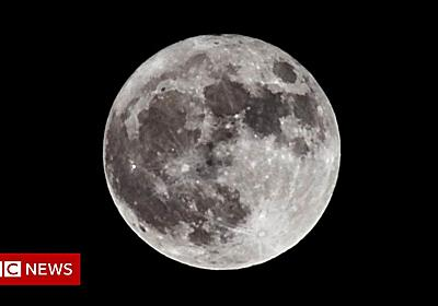 Water on the Moon could sustain a lunar base - BBC News