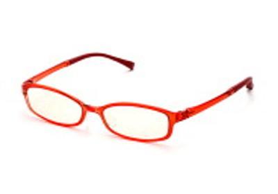 目の疲れを軽減するメガネ「JINS PC」に度付きサービス - CNET Japan