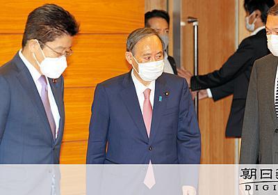 緊急事態、10分で方針変えた官邸 閣僚「あり得ない」 [新型コロナウイルス]:朝日新聞デジタル