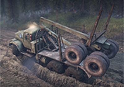 かなり泥臭い旧ソ連トラックシミュレーター『Spin Tires』 | Game*Spark - 国内・海外ゲーム情報サイト