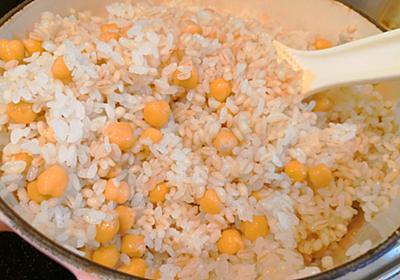 【1食25円】ひよこ豆もち麦ご飯の自炊レシピ - 50kgダイエットした港区芝浦IT社長ブログ