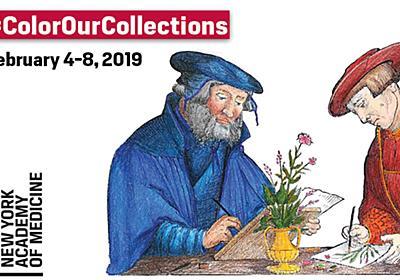 世界113の美術館から「大人の塗り絵」を無料ダウンロードできるイベント Color Our Collections - PhotoshopVIP