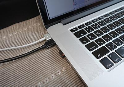 【レビュー】MacBook Airなどの画面を大画面に表示させる、CHOETECH MiniDisplay Port to HDMI交換ケーブル 1.8m | ひとぅブログ