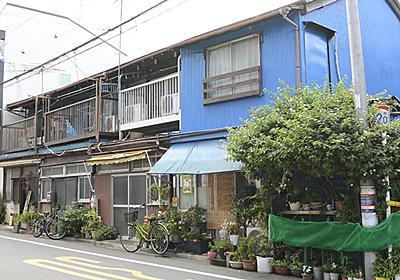 築100年の長屋のまち「墨田区京島」にクリエイターが集結中! いま面白い東京の下町   スーモジャーナル - 住まい・暮らしのニュース・コラムサイト