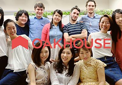 シェアハウス・ゲストハウスの東京オークハウス