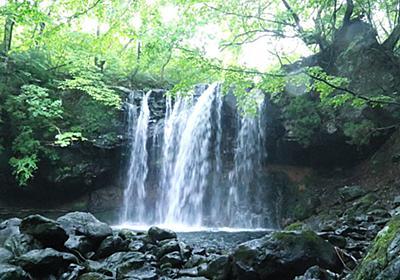 清らかな「乙女の滝」身も心も癒されます【栃木県那須塩原市】 - ブーさんとキリンの生活