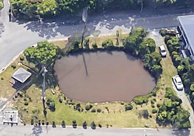 """箱根・芦の湯にある""""阿字ヶ池""""はドイツ海軍兵が余りに暇すぎて作ってしまった池だった「ドイツ人がsteamで土木ゲー好きな理由が分かった」 - Togetter"""