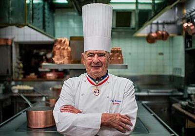 CNN.co.jp : 仏料理の巨匠、ポール・ボキューズさん死去、91歳