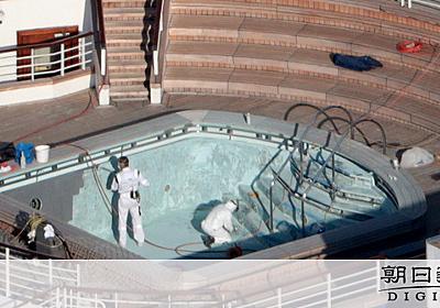 米から救出機「遅すぎ。乗らない」 拒むクルーズ船客も:朝日新聞デジタル