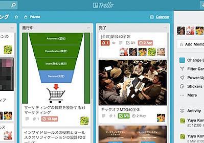 無料&日本語化!「Trello」でタスク管理がラクになる!使い方・始め方を解説します   SELECK [セレック]