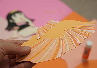 ケクチ語たんの衣装を作り直す過程を公開するよ!   学習.xyz