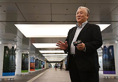 特集ワイド:オフィス街、台風避けて地下散歩 東京・大手町から有楽町経由、東銀座まで約4キロ - 毎日新聞